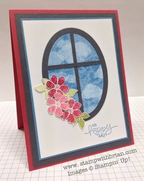stampwithbrian.com - Bloomin' Marvelous