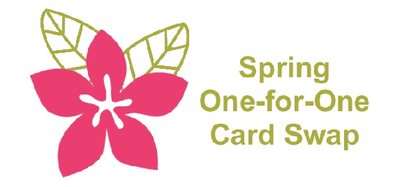 Spring Card Swap
