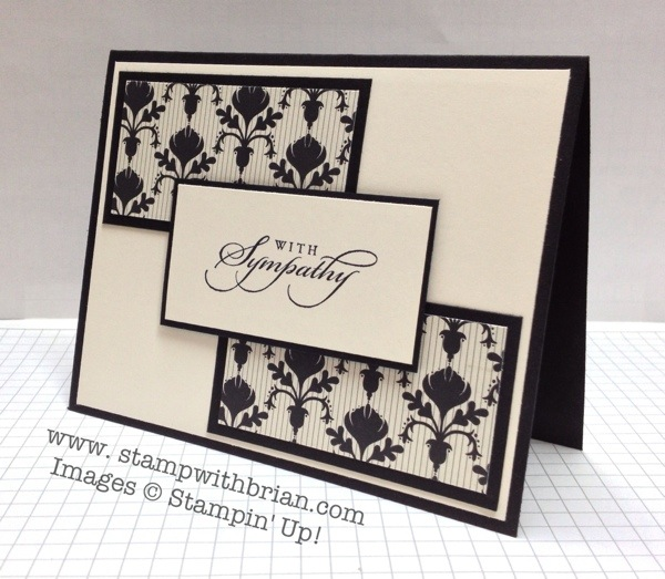 Best of...Greetings, Modern Medley Designer Series Paper, Stampin' Up!, Brian King