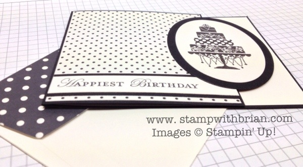 Just Married, Apothecary Art, Stampin' Up!, Brian King