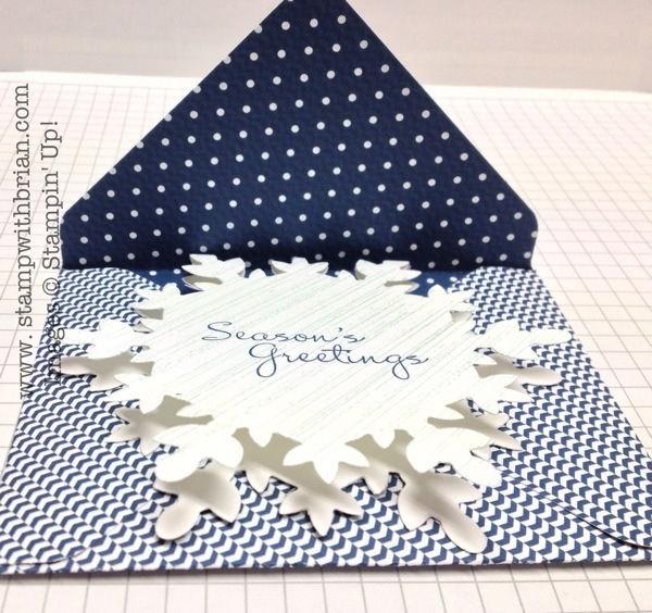More Merry Message, Gorgeous Grunge, Stampin' Up!, Brian King