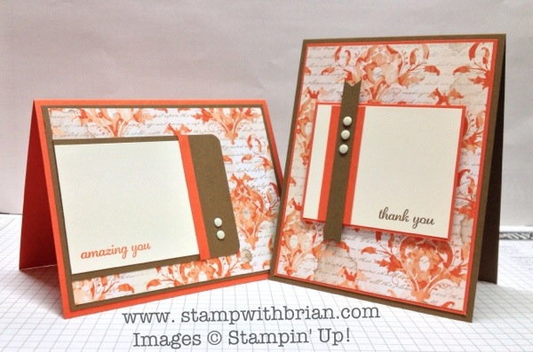 Express Yourself (hostess), Stampin' Up!, Brian King