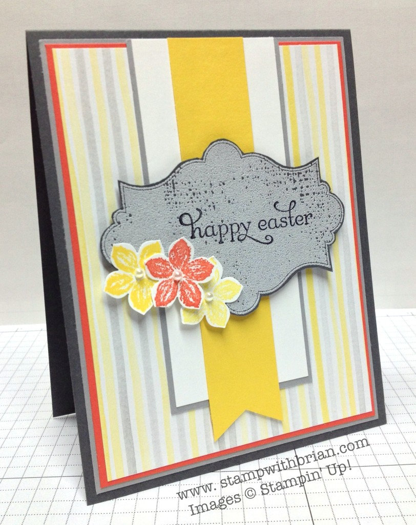 Petite Petals, Everything Eleanor, Delightful Dozen, Stampin' Up!, Brian King, PPA