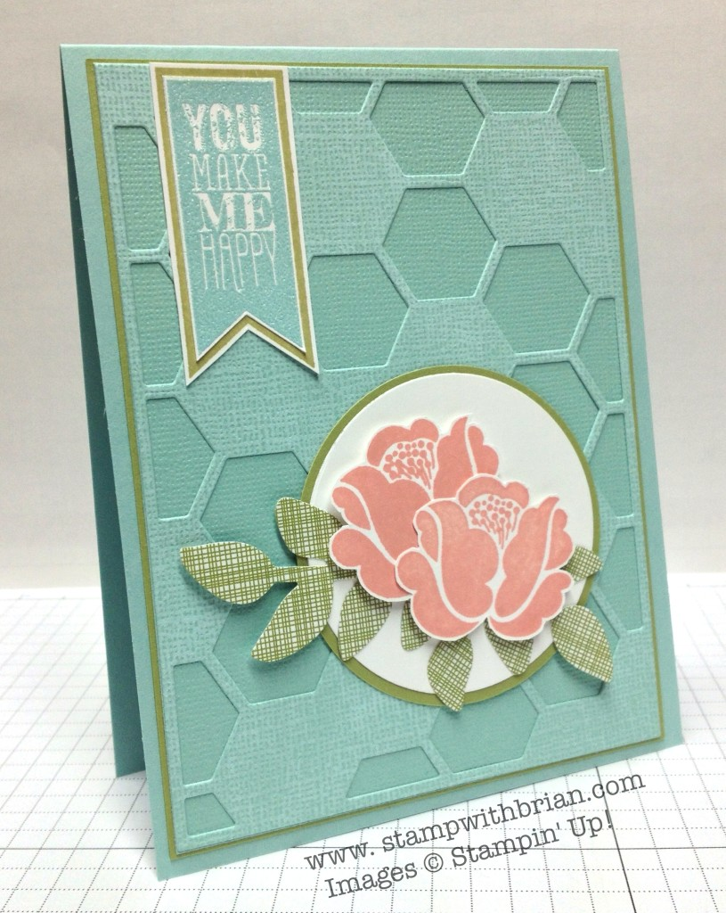 Simple Stems, Perfect Pennants, Stampin Up!, PMDC-039
