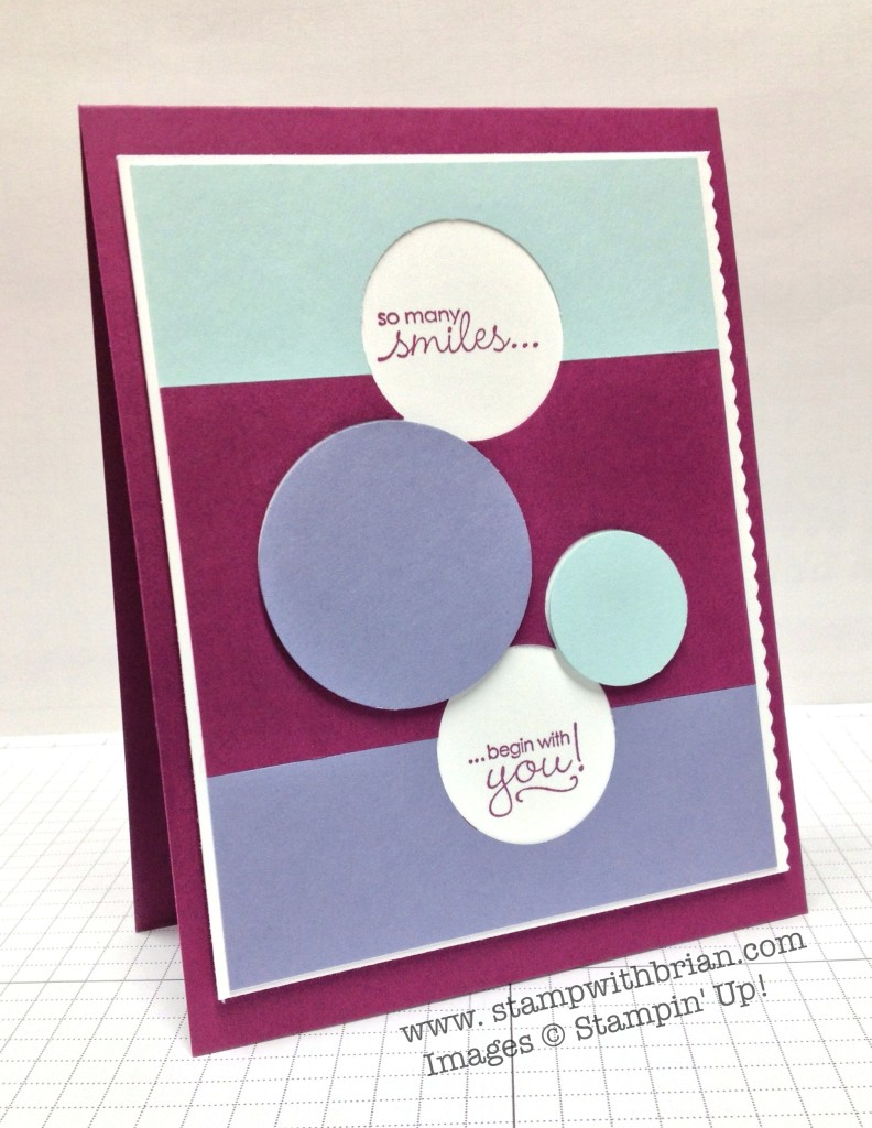 version 2, Stampin' Up!, Brian King, PP188,DD95