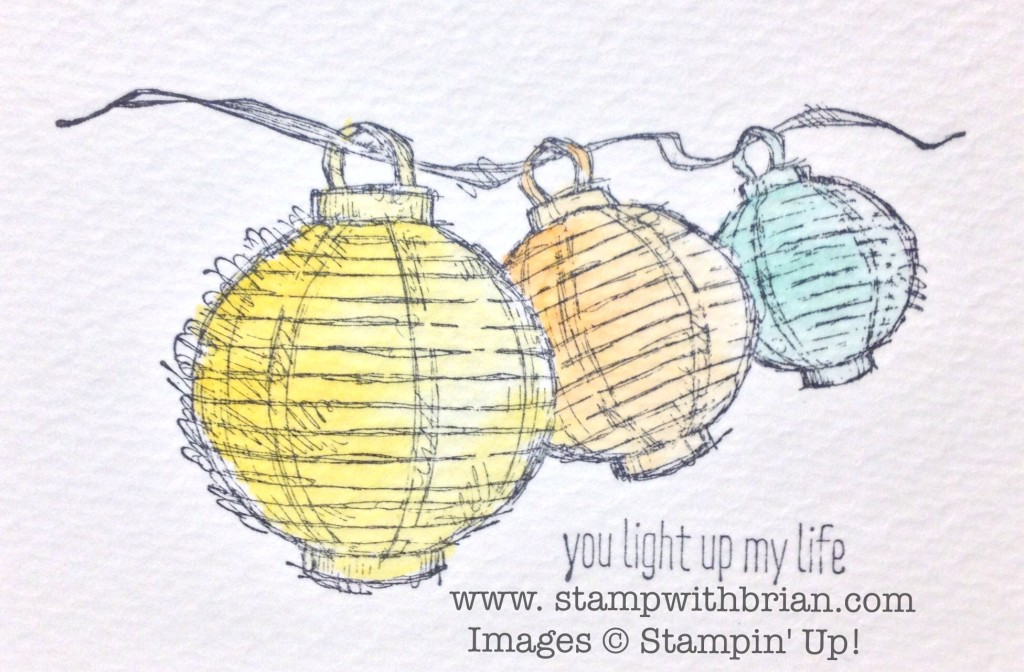 Today & Everyday, Stampin' Up!, Brian King, PP200