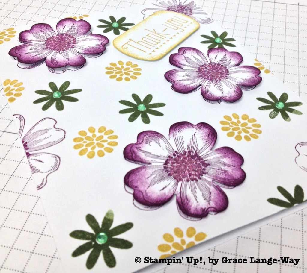 2014 In Colors Stampin Up: Three Things I Like…Stampin' Up!'s 2014-2016 In Colors
