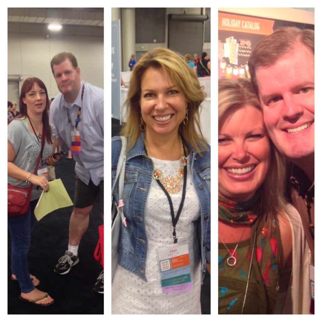 Stampin' Up! Convention 2014, Brian King