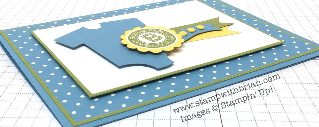 Tag Talk, Stampin' Up!, Brian King, FabFri48