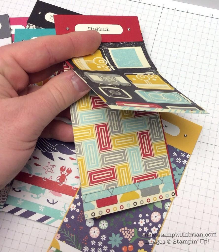 Designer Series Swatch Books, Stampin' Up!, Brian King