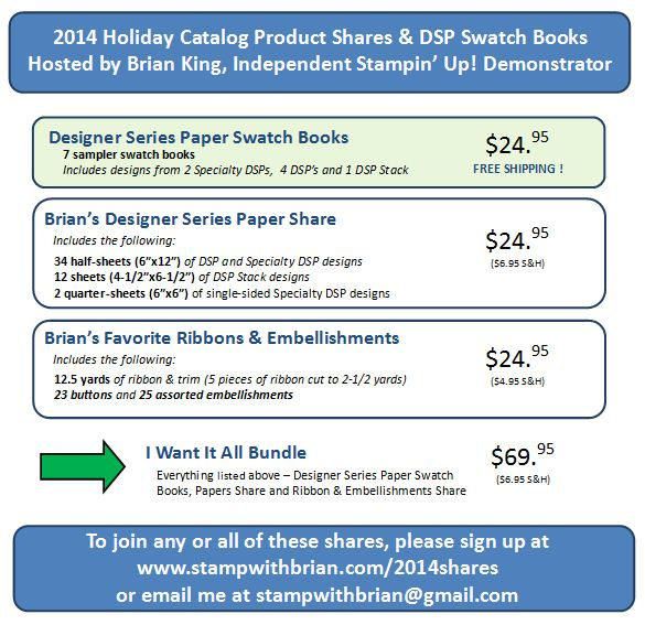 2014 holiday shares