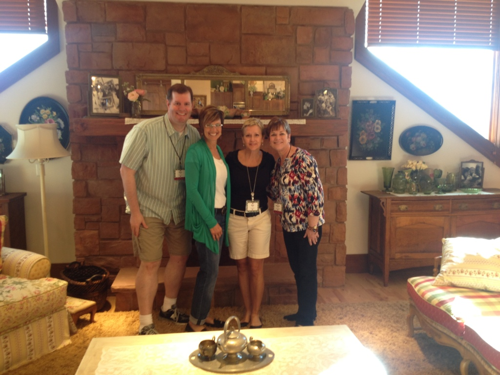 My Trip to Founder's Circle, Stampin' Up!, Brian King