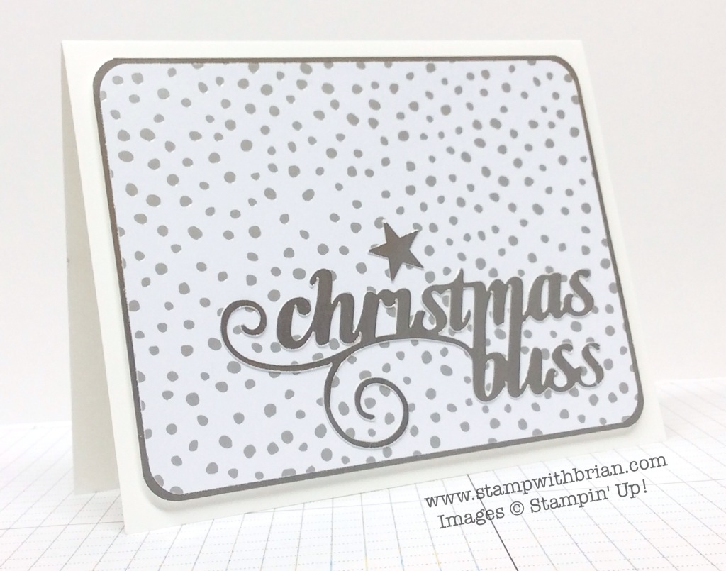 Merry Woodcuts MDS Kit, Stampin' Up!, Brian King, PP218