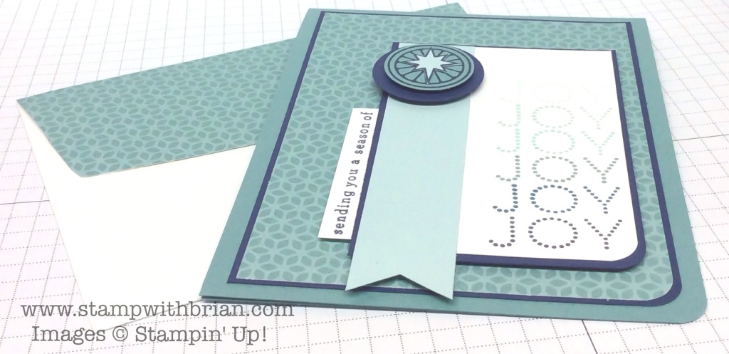 Project Life December Wonder, Gentle Peace, Endless Wishes, Stampin' Up!, Brian King, PP219