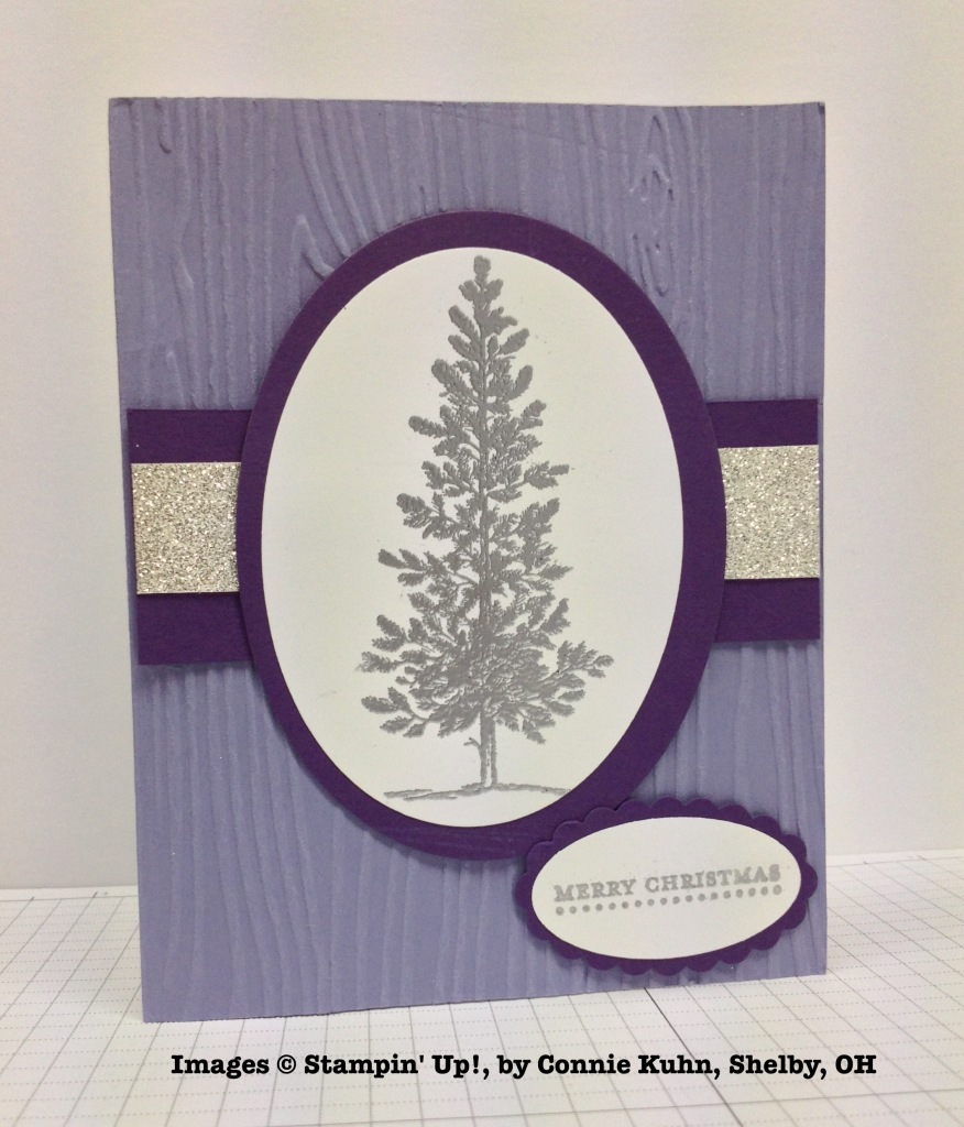 Holiday One-for-One Swap, Stampin' Up!, by Connie Kuhn