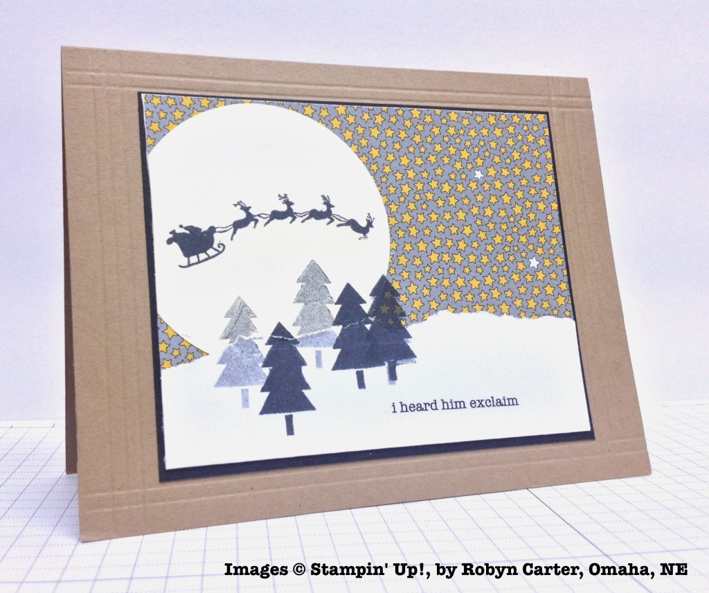Holiday One-for-One Swaps, Stampin' Up!, by Robyn Carter