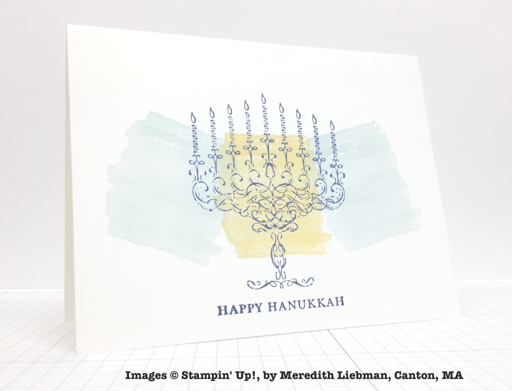 Holiday One-for-One Swap, Stampin' Up!, by Meredith Liebman
