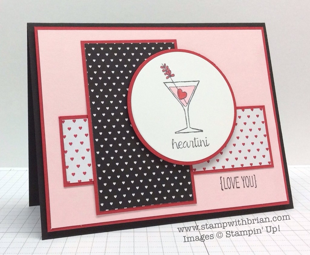 Making Spirits Bright, Stampin' Up!, Brian King, FMS167