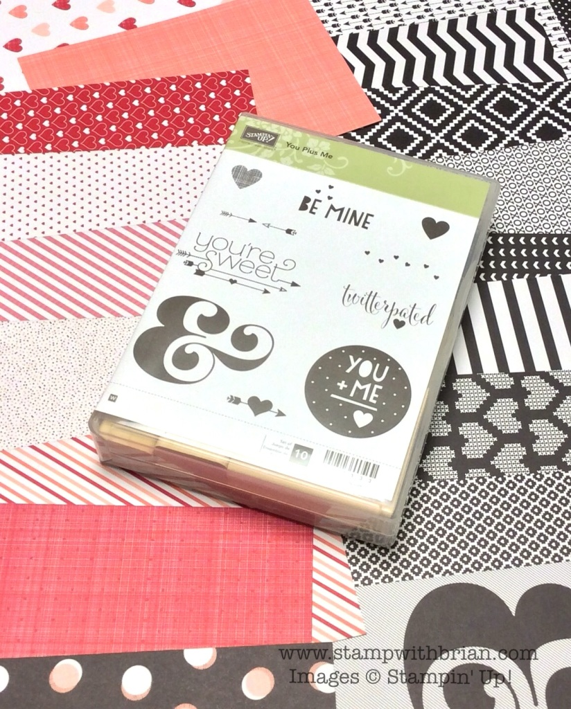 You Plus Me Bundle, Stampin' Up!
