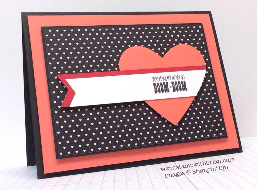 Groovy Love, Stampin' Up!, Brian King, PP231