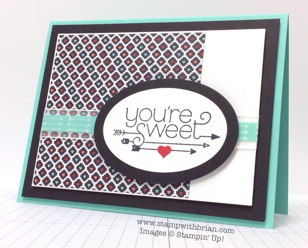 You Plus Me, Stampin' Up!, Brian King