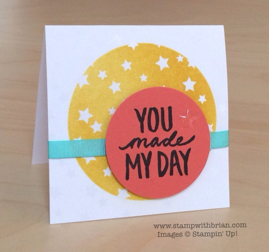 Best Day Ever, Berry Basket Bigz L Die, Stampin' Up!, Brian King