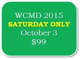 WCMD SATURDAY