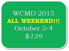 WCMD WEEKEND