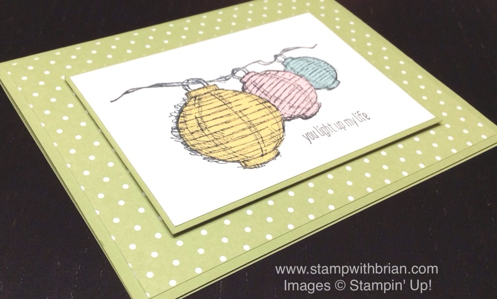 Today & Everyday, Stampin' Up!, Brian King, FabFri61
