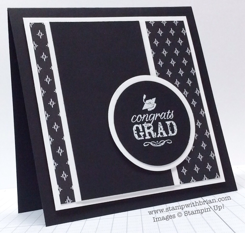 Blue Ribbon, Stampin' Up!, Brian King, PPA249