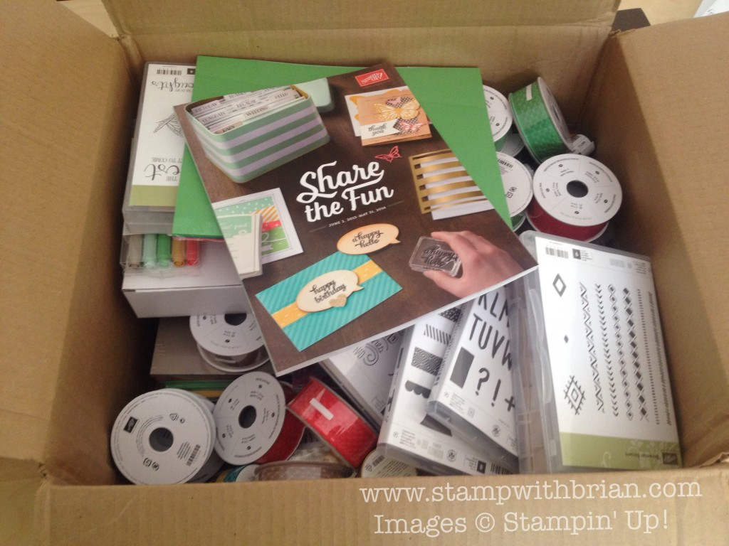 Stampin' Up! 2015-2016 Annual Catalog Preorder