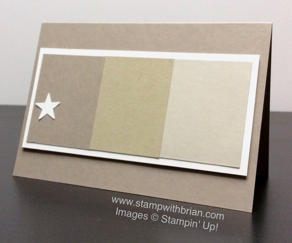 2015-2017 In Colors, Stampin' Up!, Tip Top Taupe