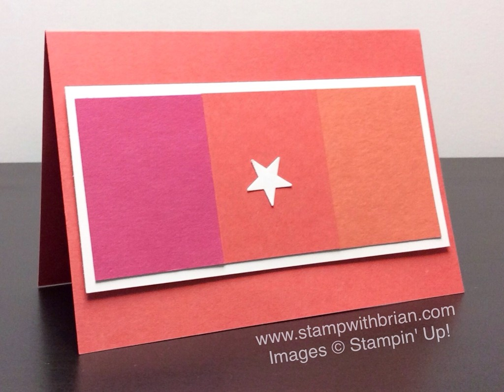 2015-2017 In Colors, Stampin' Up!, Watermelon Wonder