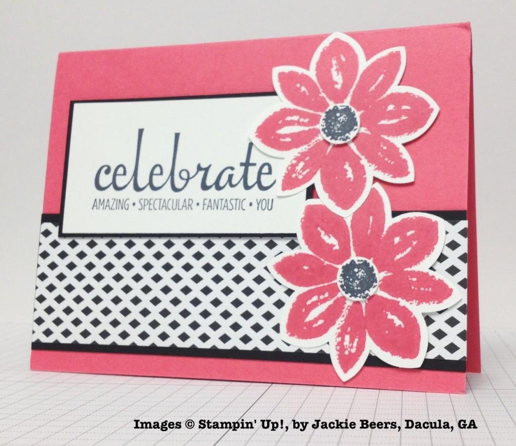 Jackie Beers, card swap, Stampin' Up!