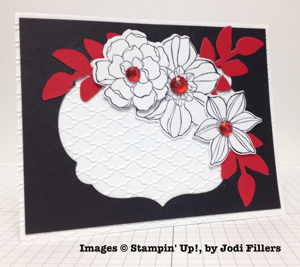 Jodi Fillers, card swap, Stampin' Up!