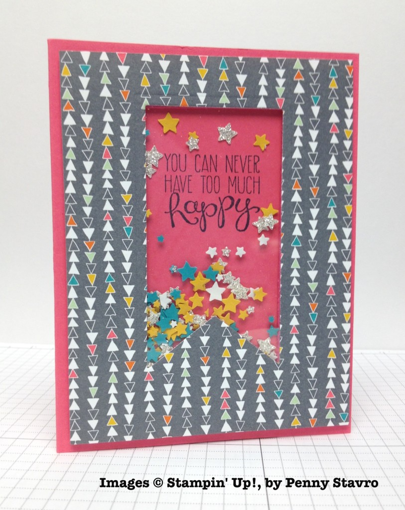 Penny Stavro, card swap, Stampin' Up!