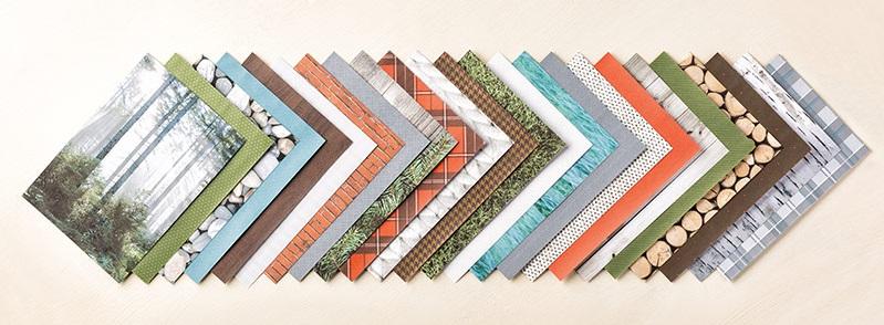 Adventure Bound Designer Series Paper Stack
