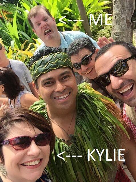 Hawaii Grand Vacation, Stampin' Up!, Brian King