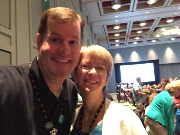 Stampin' Up! Convention 2015, Brian King