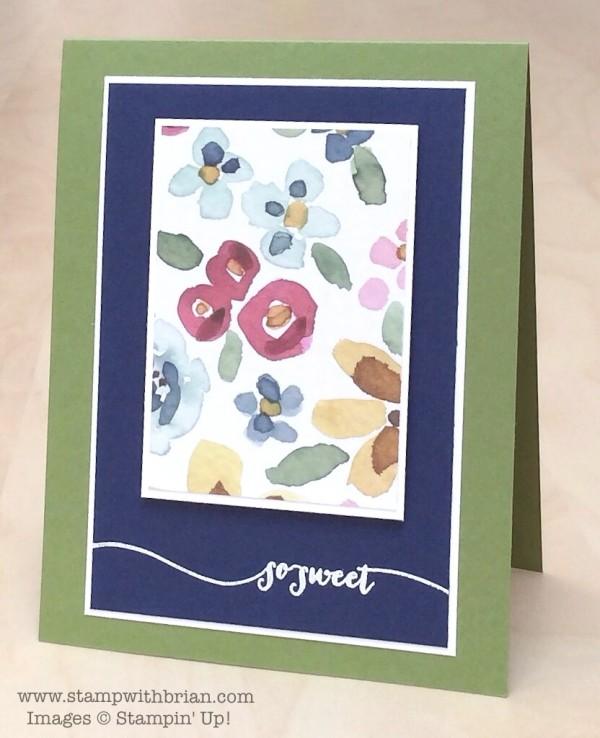 Hello Life, English Garden Designer Series Paper, Brian King