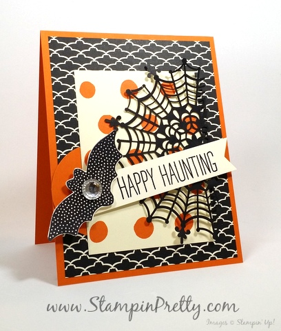Cheer All Year, Stampin' Up!, by Mary Fish