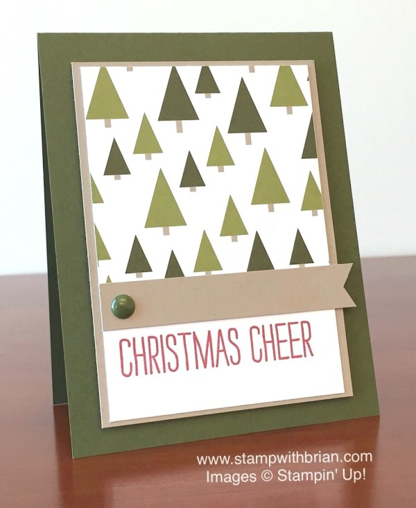 Cheer All Year, Stampin' Up!, Brian King, CYCI86