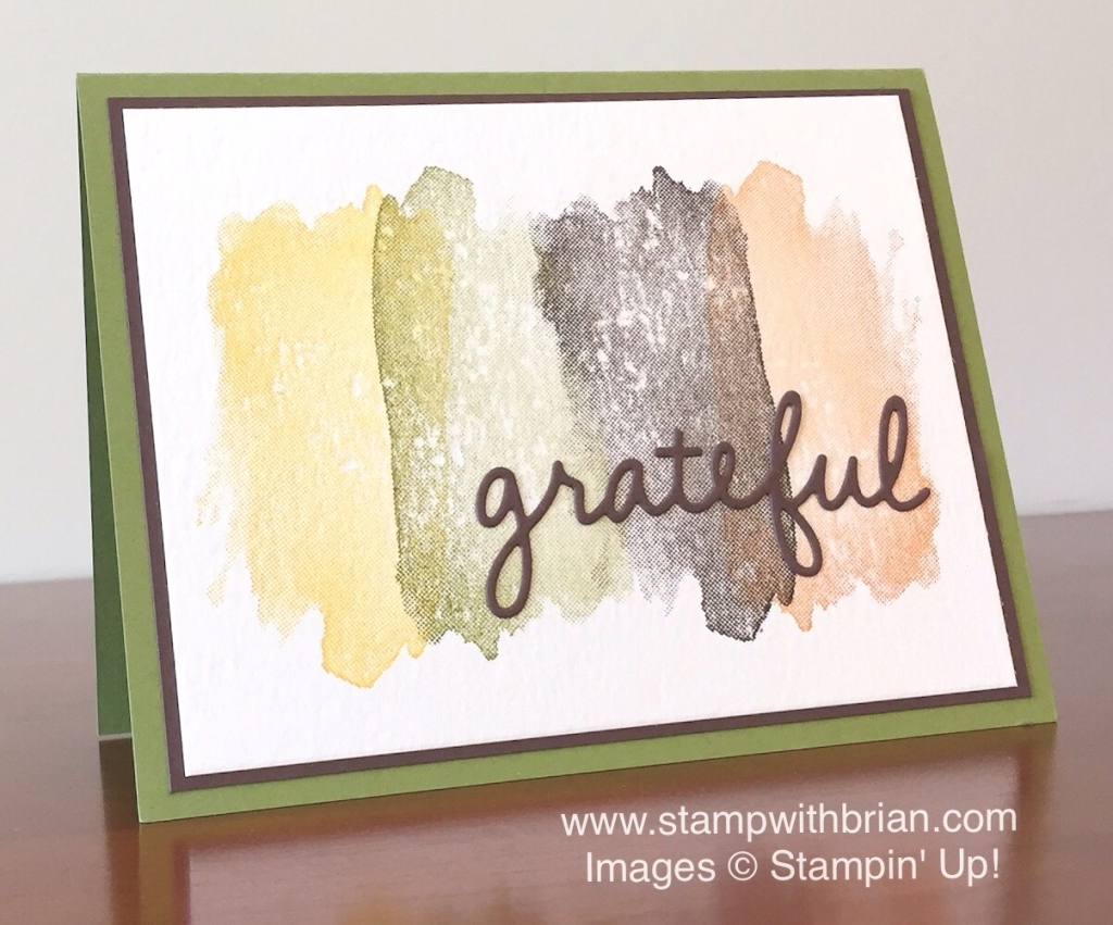 Grateful my founders circle swap card stamp with brian perpetual birthday calendar seasonal frames thinlits dies stampin up brian king m4hsunfo