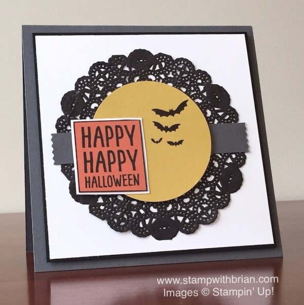 Sweet Hauntings, Witches' Night, Stampin' Up!, Brian King, FabFri72