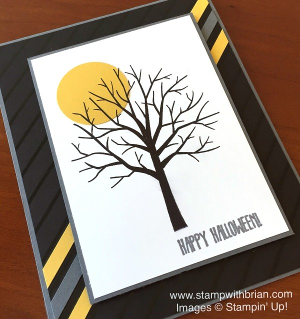 Sheltering Tree, And Many More, Stampin' Up!, Brian King, FMS209