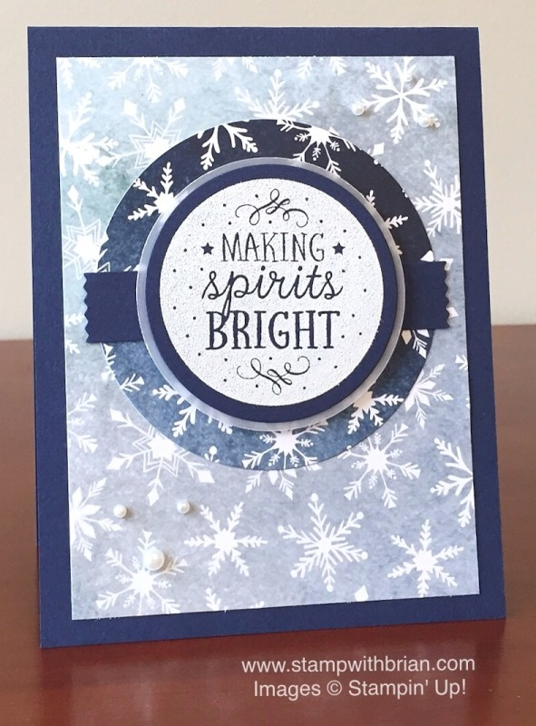 Among the Branches, Stampin' Up!, Brian King, FabFri76