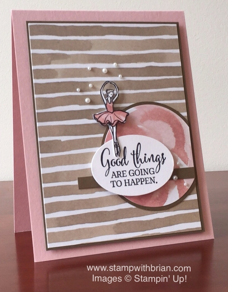Sparkly Season, You've Got This, Stampin' Up!, Brian King, FMS211