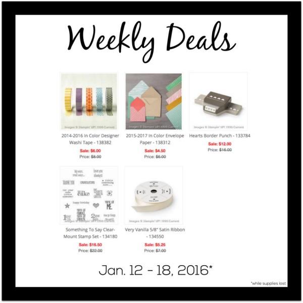 weekly deals 01-12