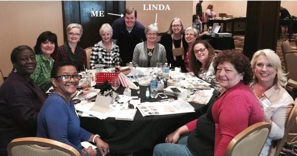 with Linda Callahan
