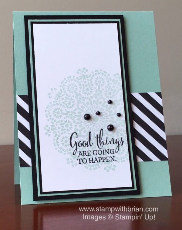 Moroccan Nights, You've Got This, Stampin' Up!, Brian King